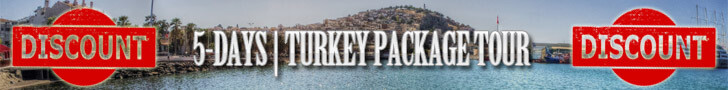 5-Days Turkey Package Tour
