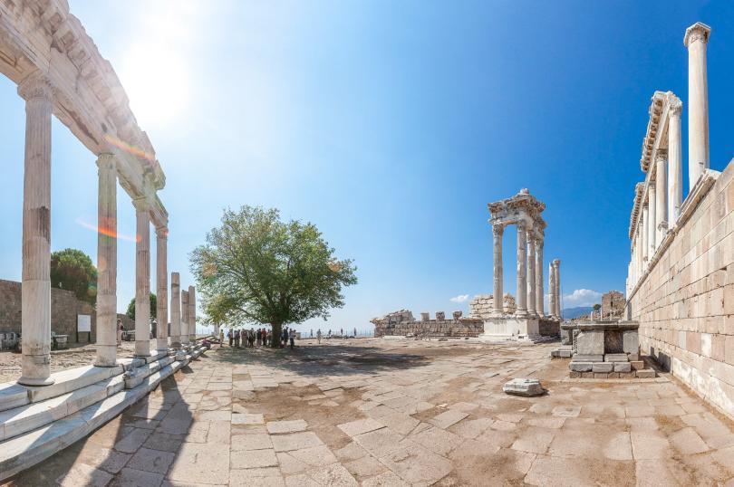 Bergama - Pergamon / Izmir / Turkey
