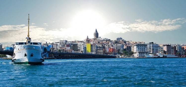 Istanbul City Owerview