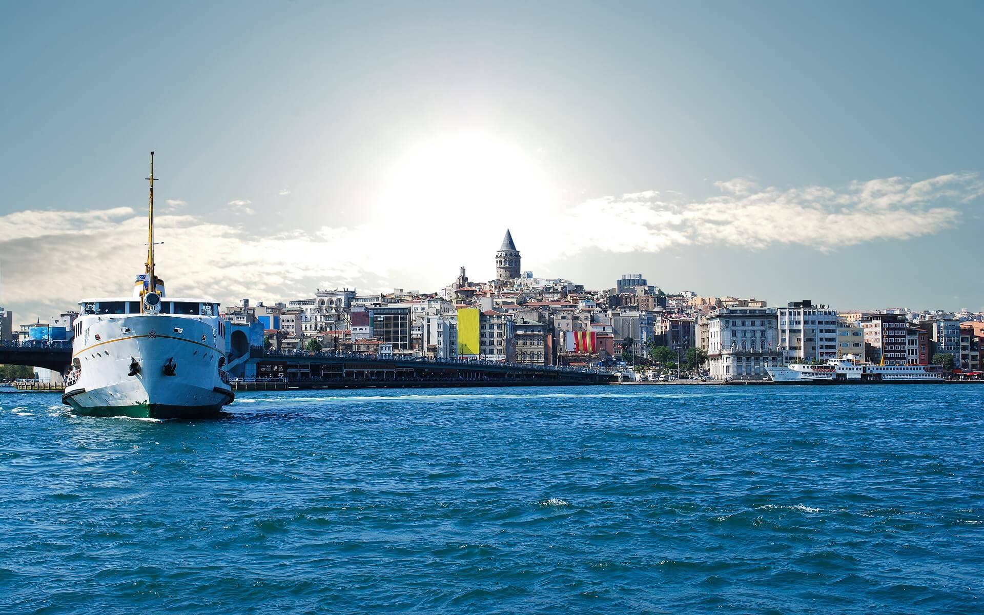 Istanbul Marmara Sea