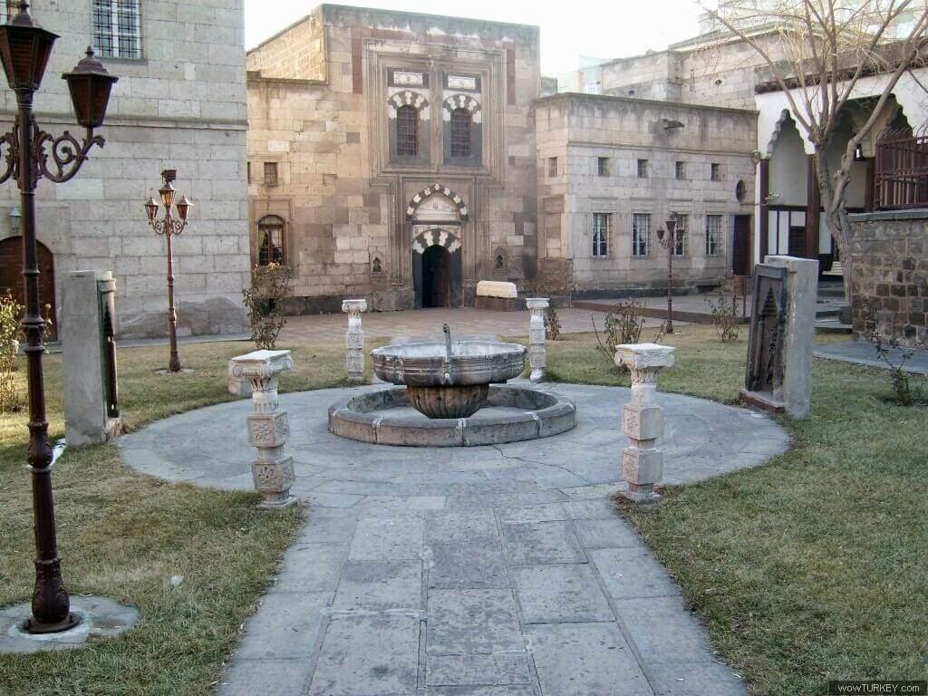 Kayseri Gurgupoglu Mansion