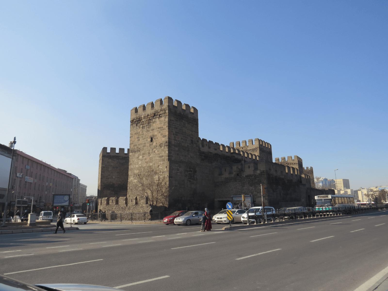 Kayseri Castle
