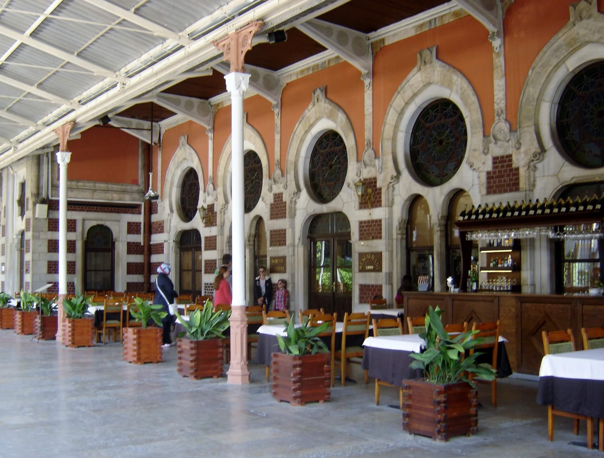Sirkeci Gare Istanbul