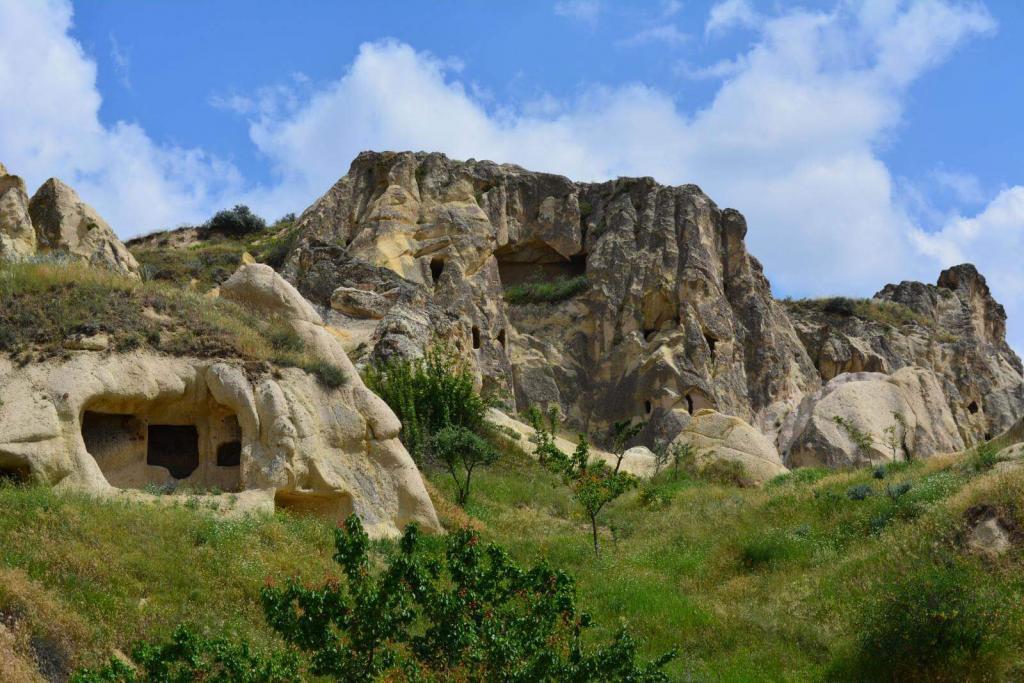 Goreme Open Air Museum Cappadocia