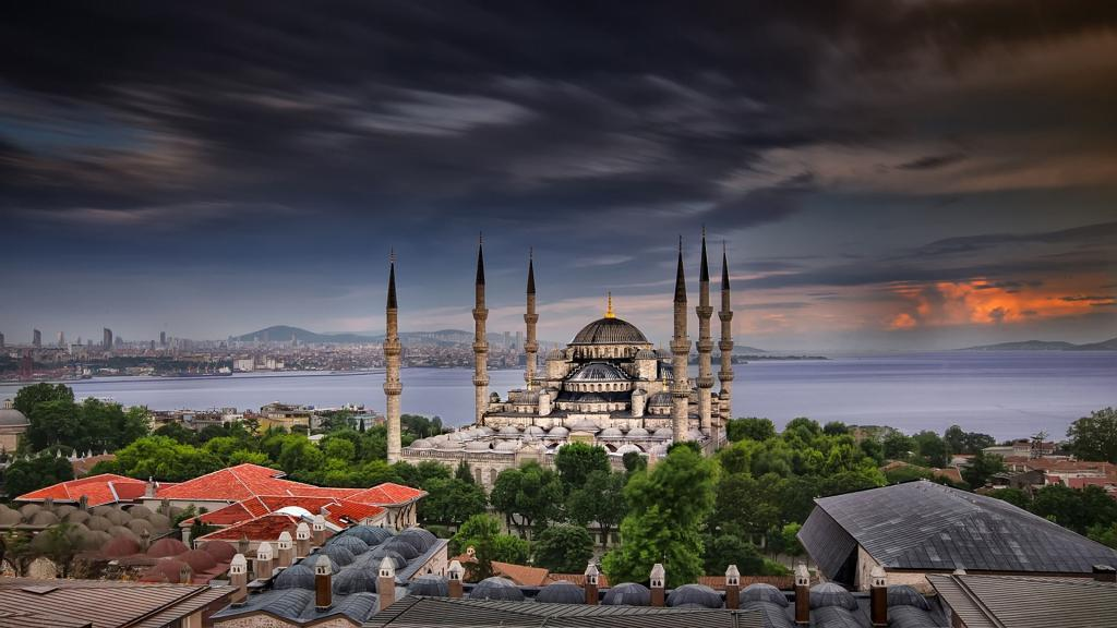 Blue Mosque / Istanbul