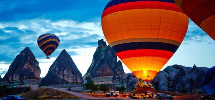 How to make a Cappadocia Hot Air Balloon Tour?