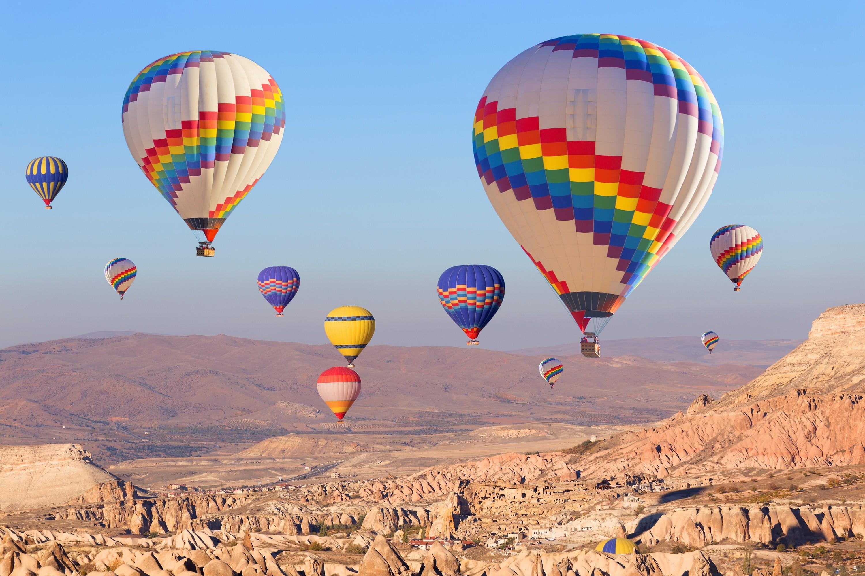 cappadocia air balloon balloons turkey tour istanbul cave hotels travel tours goreme museum ephesus flying thing