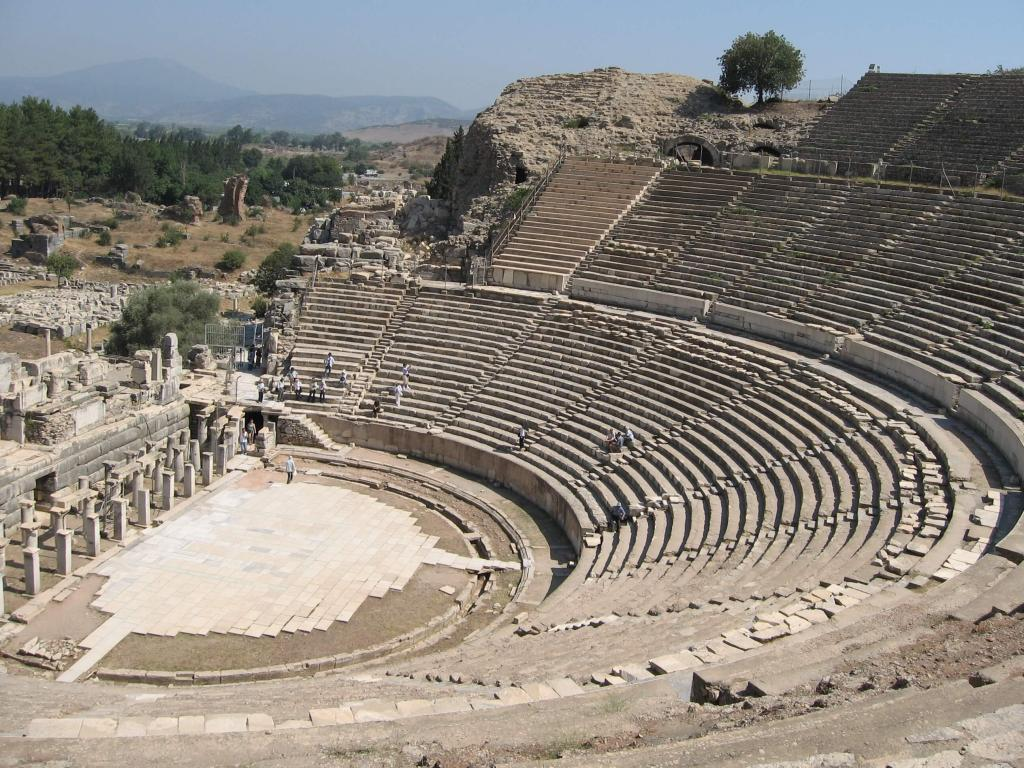 Ephesus Ancient City Great Theatre