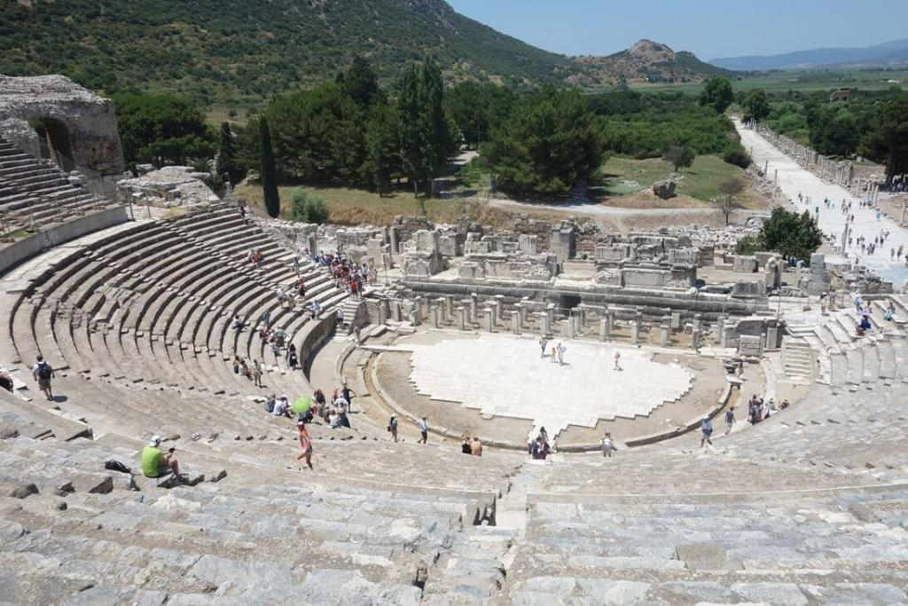 Ephesus Ancient City Odeon