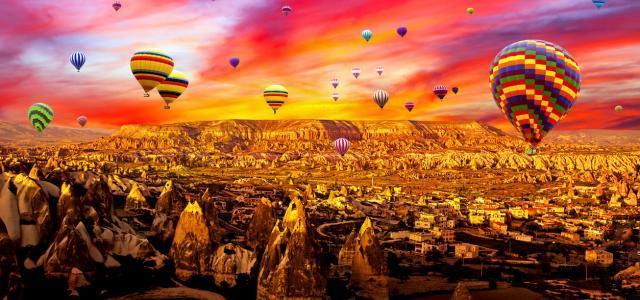 Sights of Turkey on the UNESCO World Heritage List