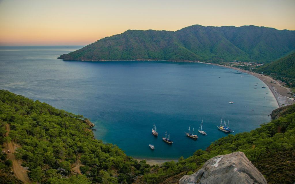 Antalya Adrasan Cove