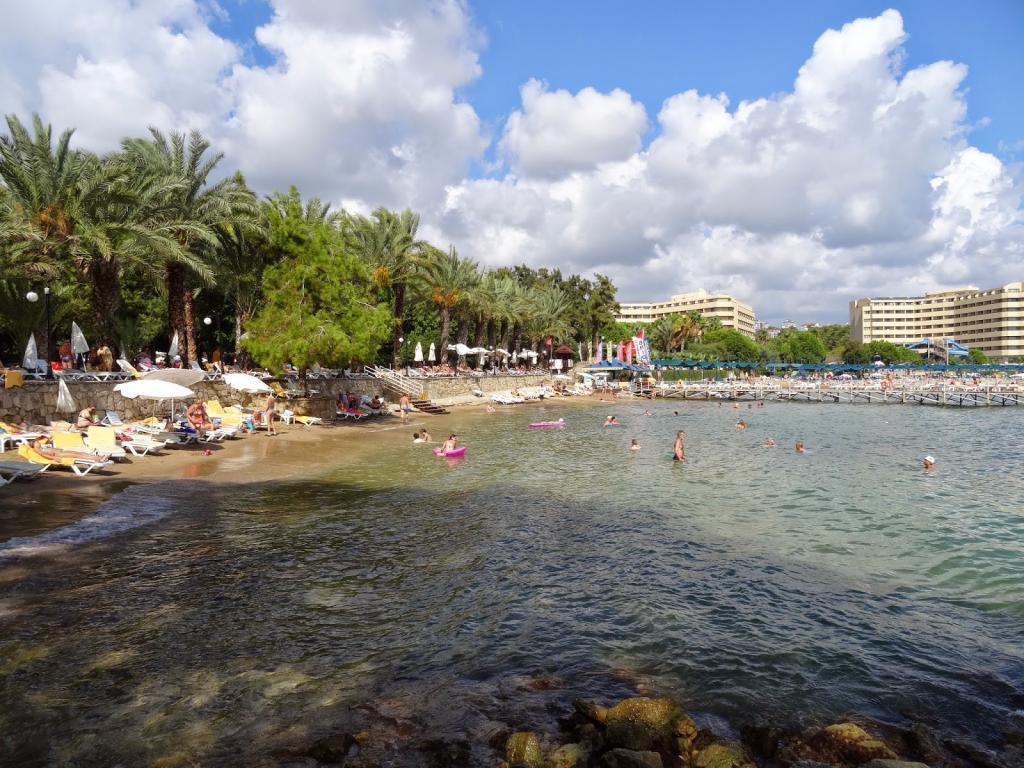 Antalya Alanya Incekum Beach