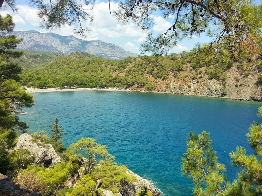 Antalya Kemer Alacasu Heaven Cove
