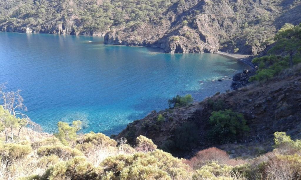 Antalya Kemer Atbuku Cove