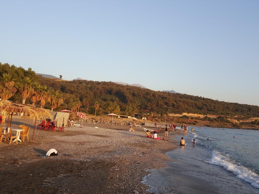 Antalya Manavgat Evrenseki Beach