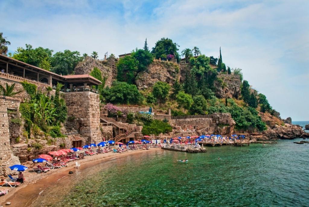 Antalya Mermerli Beach