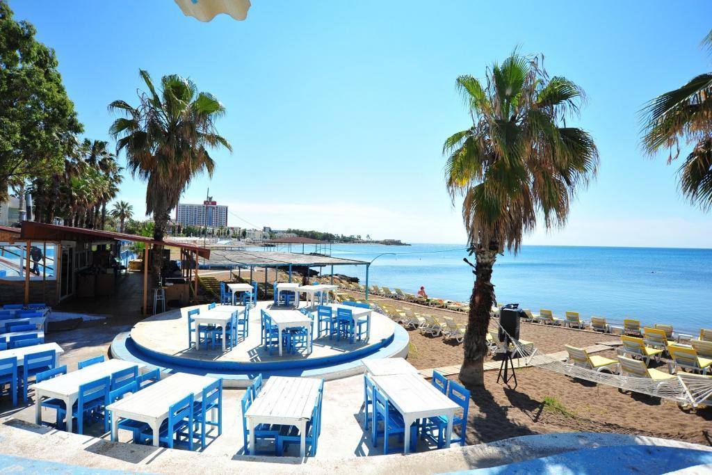 Antalya Ornekkoy Beach