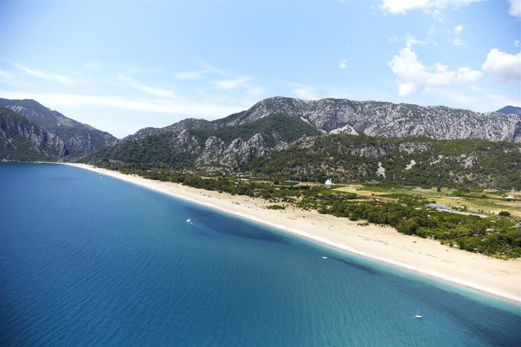 Antalya Phaselis Beach