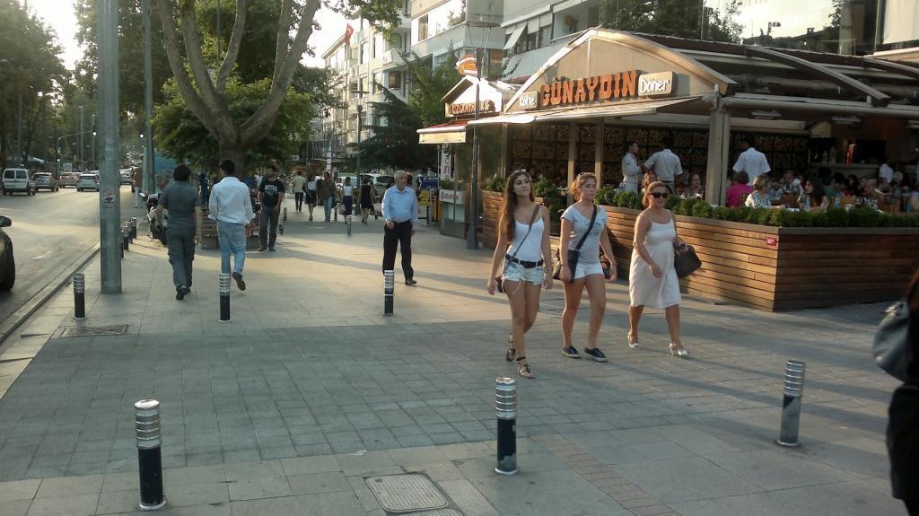Bagdat Street Istanbul