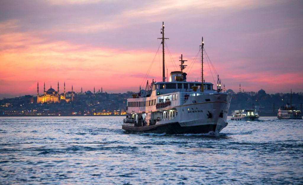 Bosphorus Cruise Ortakoy