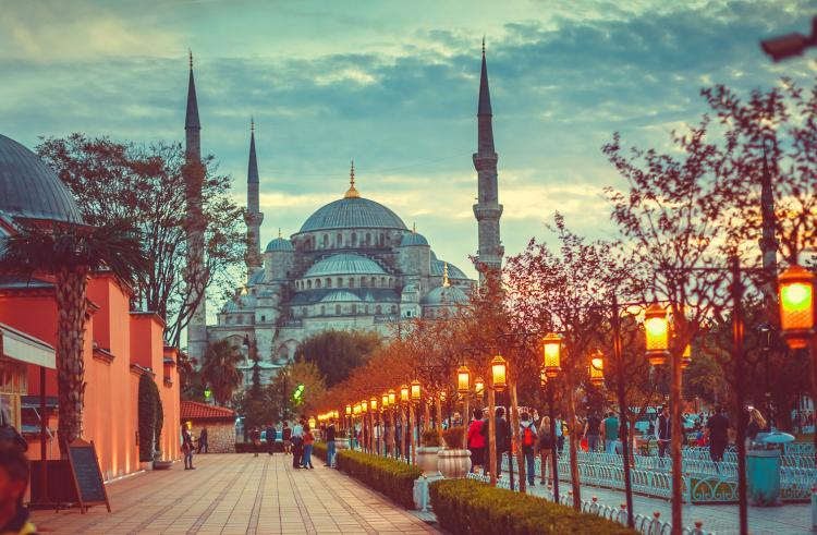 Top 10 Turkey Package Tours
