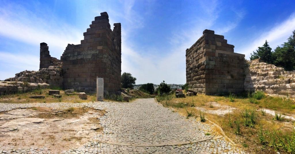 Bodrum Myndos Gate