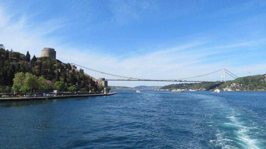 Bosphorus Cruise Tour Istanbul