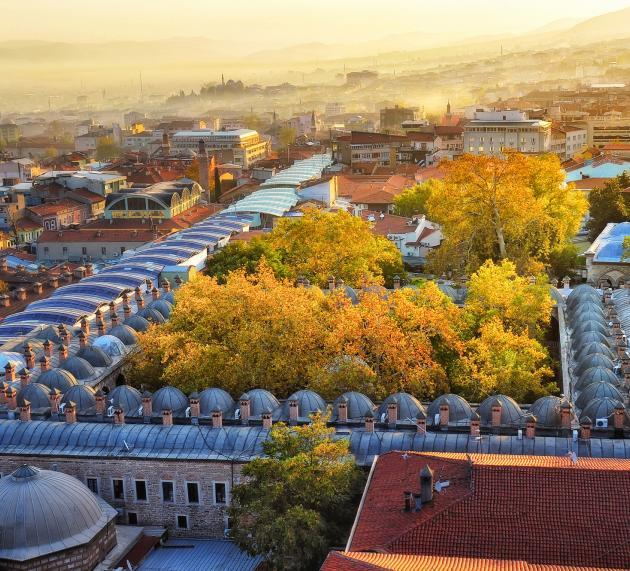 The Best Places to Visit in Bursa