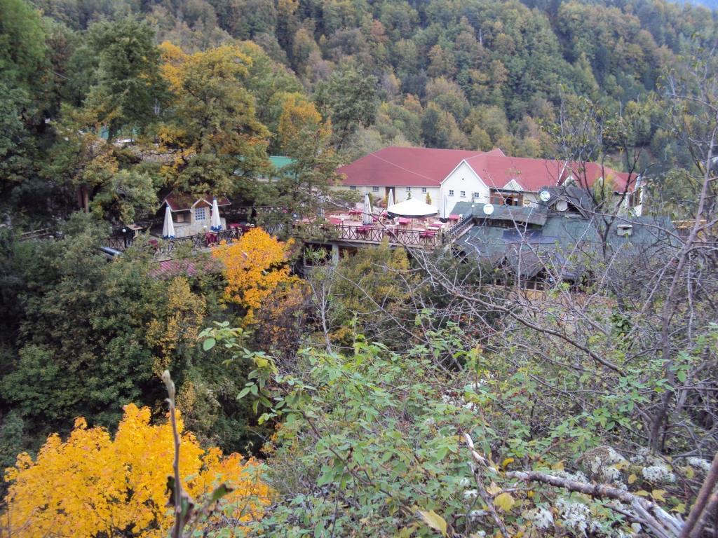 Bursa Oylat Valley