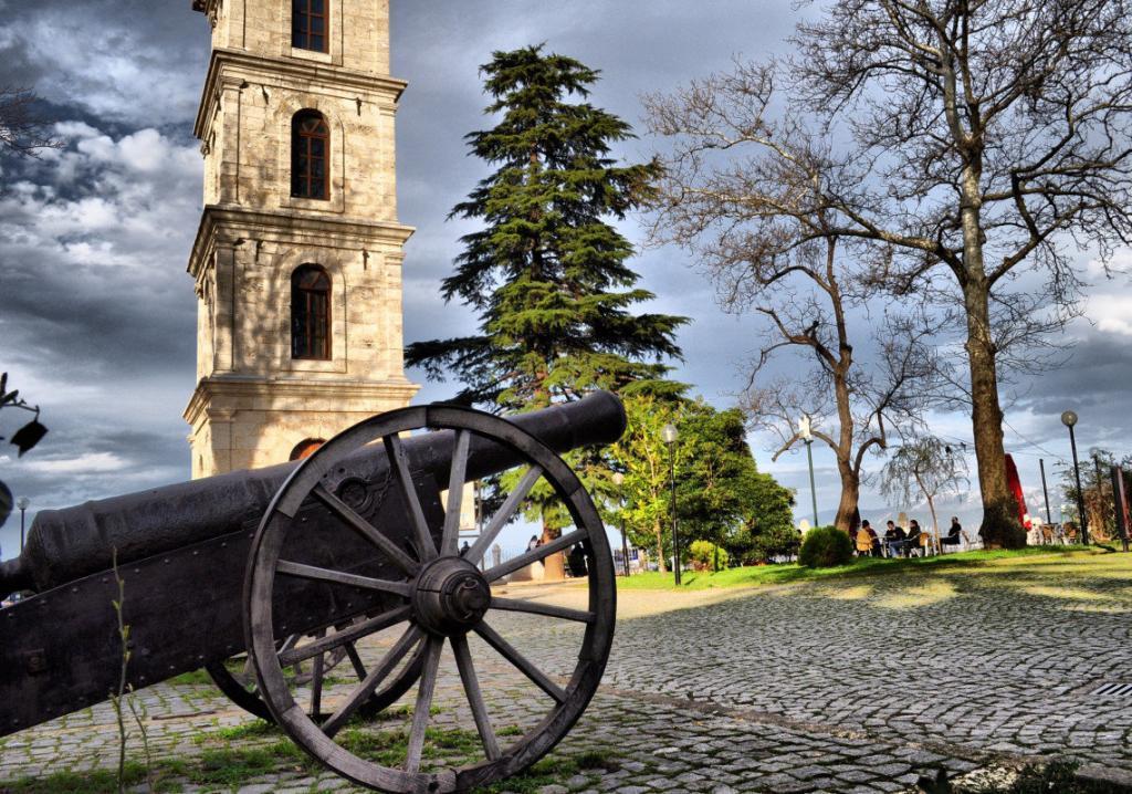 Bursa Tophane Park