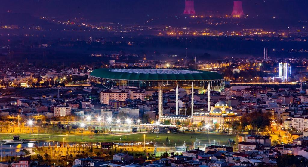 Bursa View