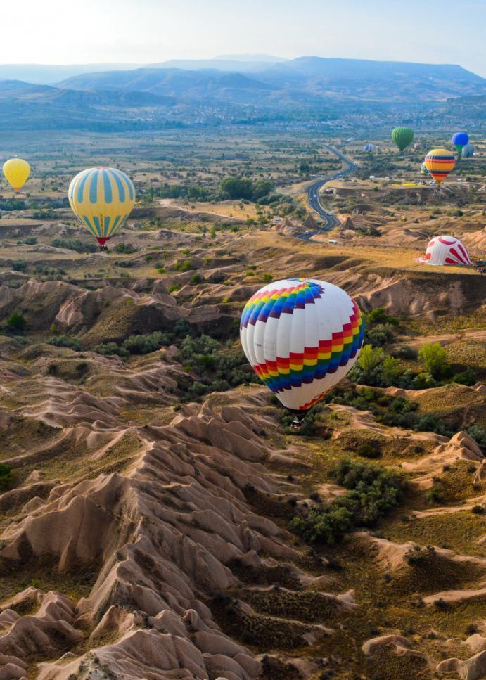Frequently Asked Questions About Cappadocia