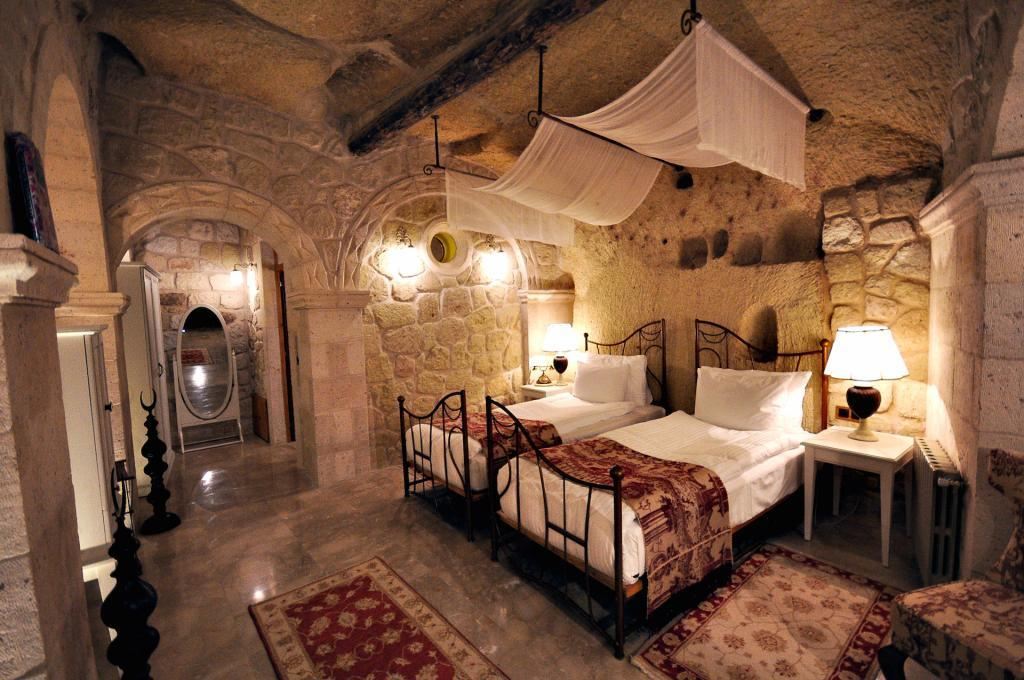 Heaven Cave House Suite Room Cappadocia