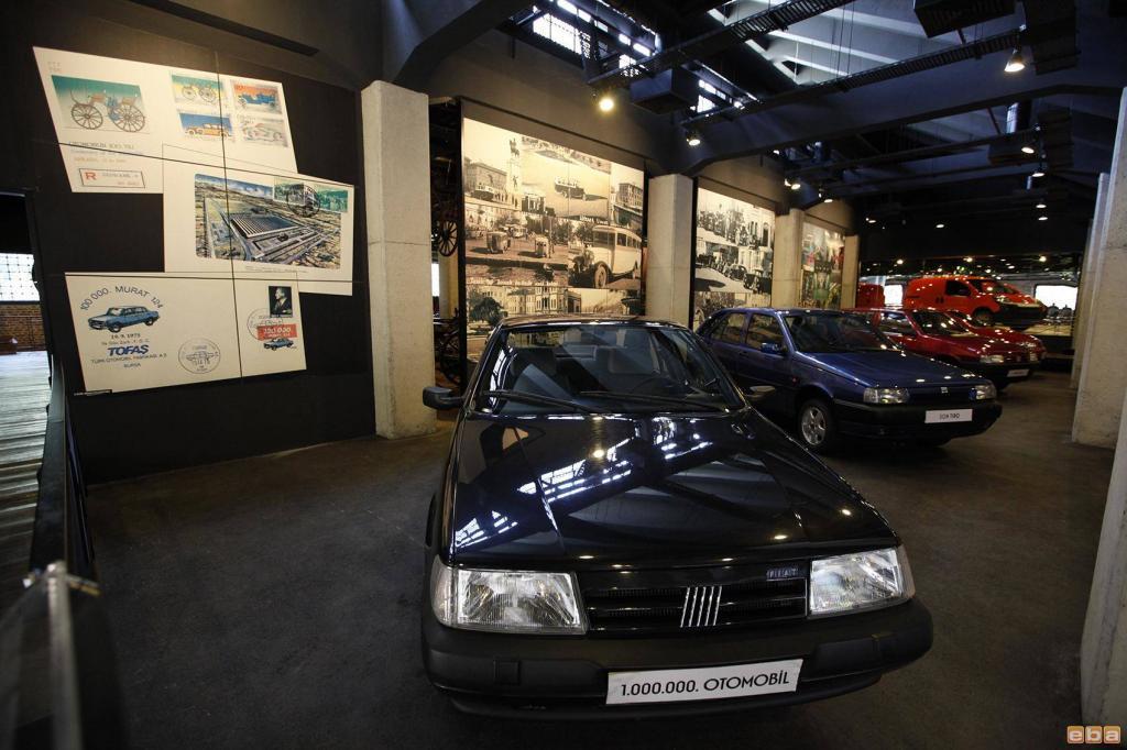 Tofas Bursa Anatolian Cars Museum