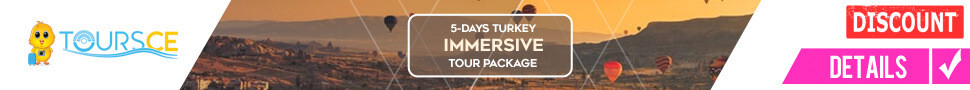 5 Days Turkey Package Tour