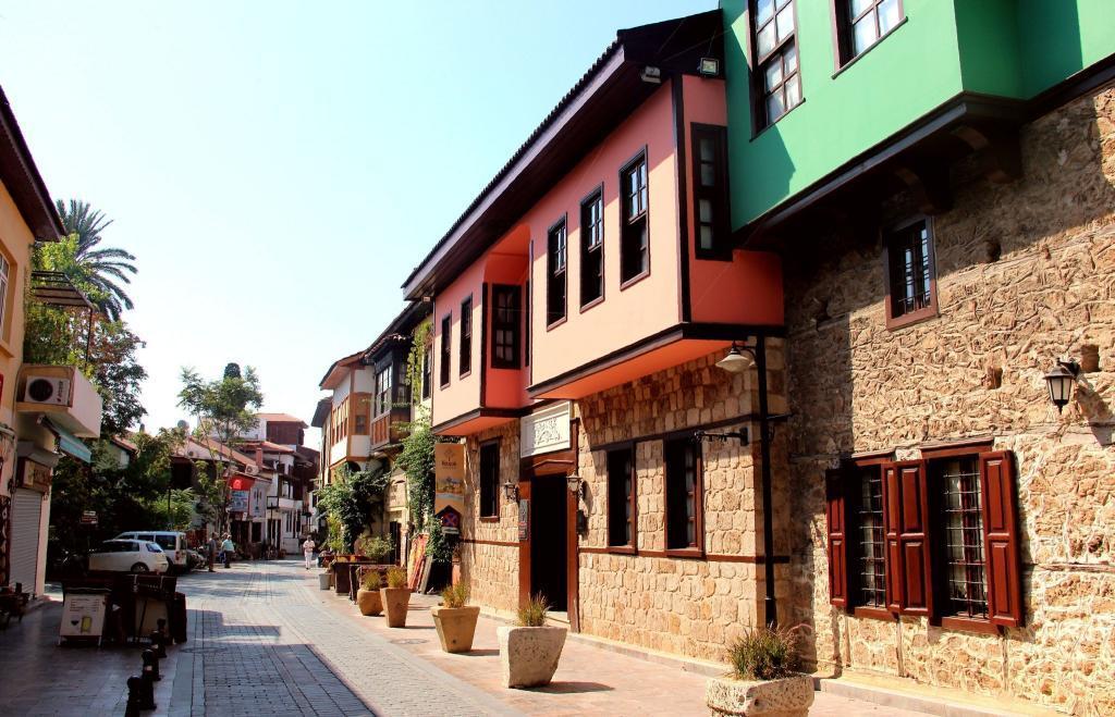 Antalya Kaleici Village