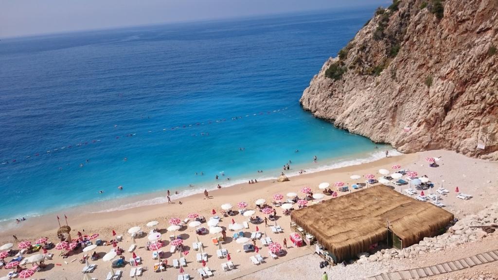 Antalya Kaputaş Beach
