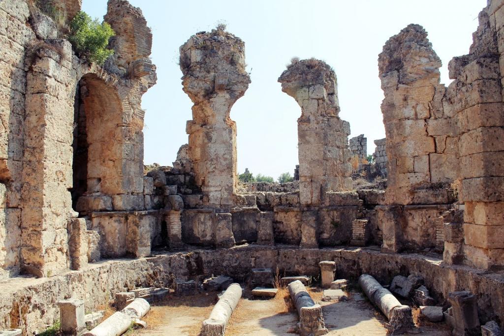 Antalya Perge Ancient City