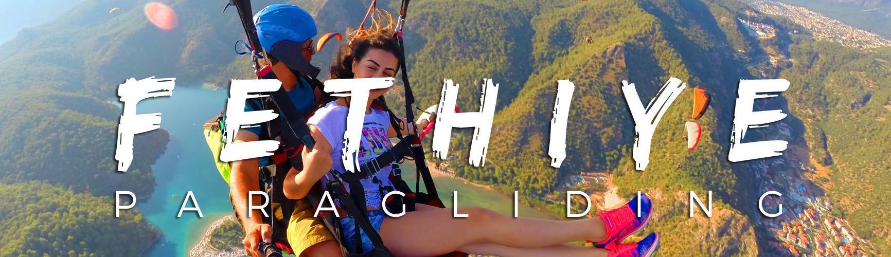 Fethiye Paragliding Experience
