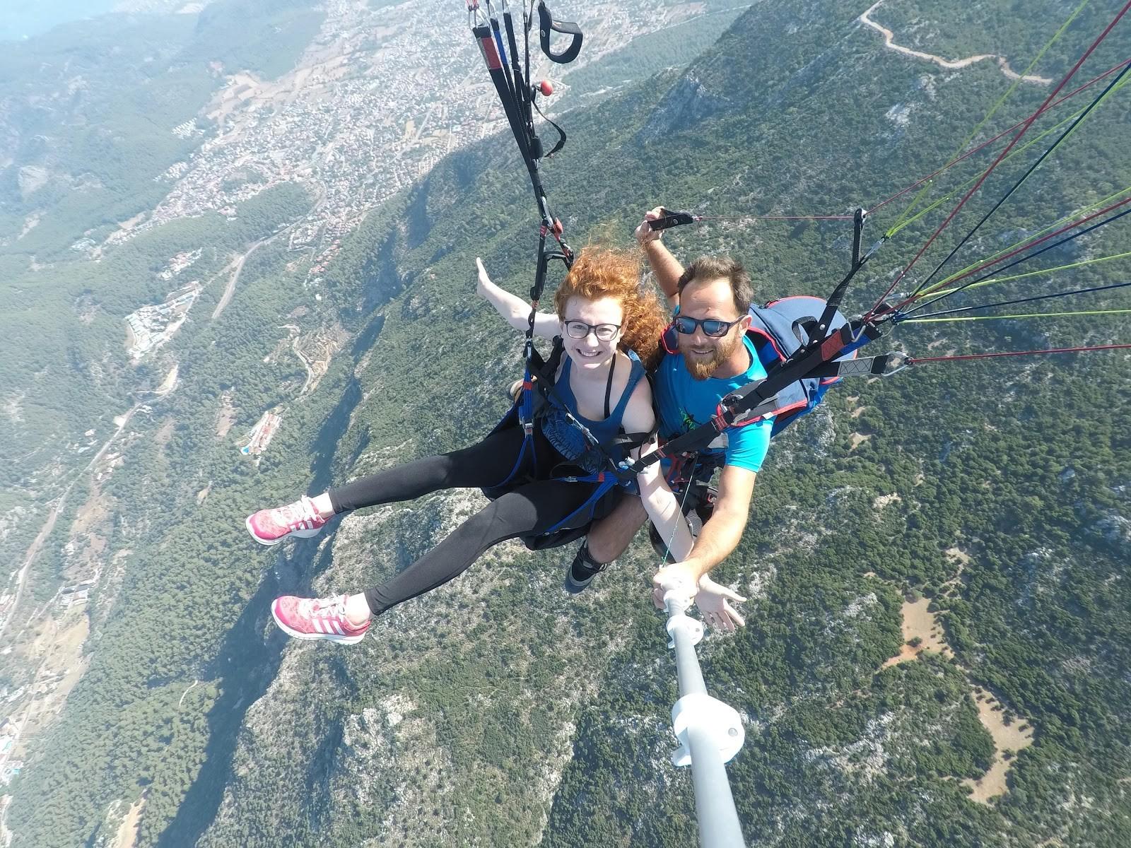 Fethiye Paragliding Experience ⋆ ToursCE Travel Blog