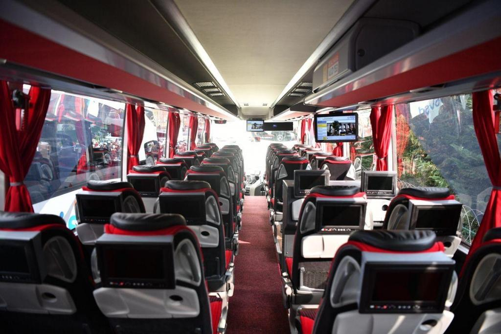 Havaist Bus Inside