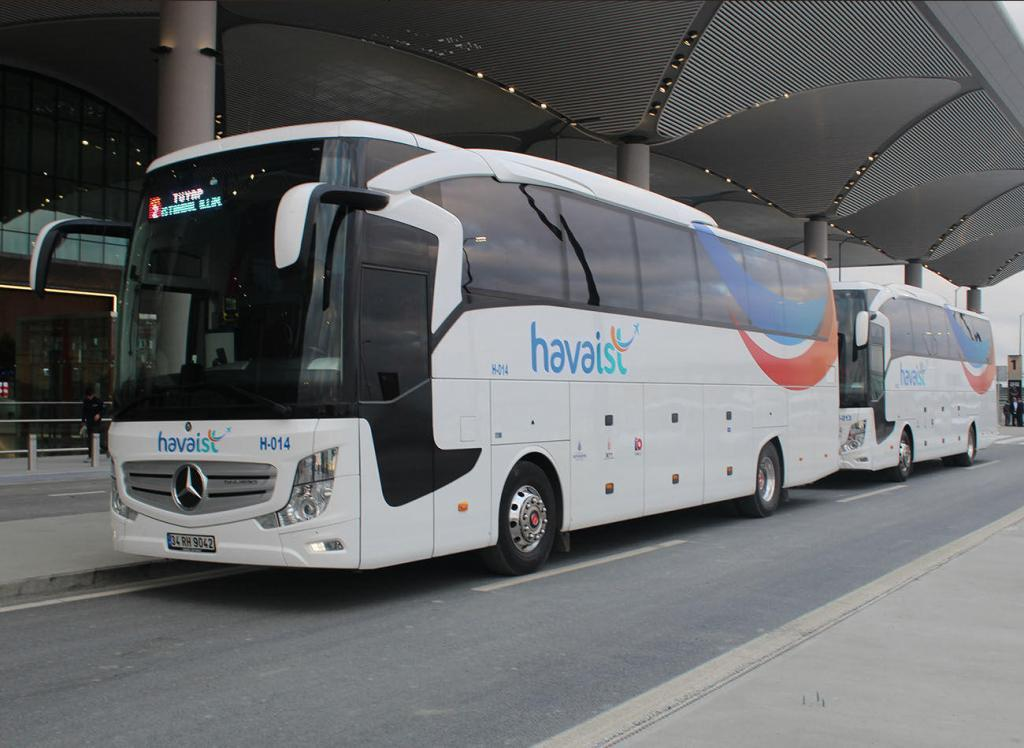 Istanbul Airport Havaist