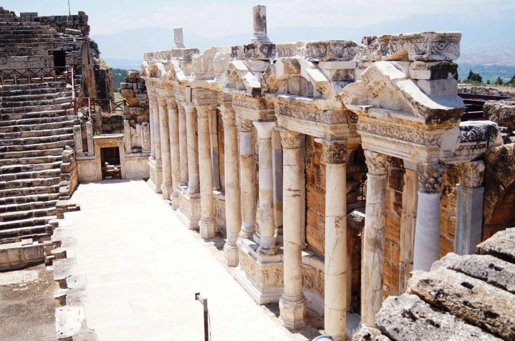 Pamukkale Hierapolis Ancient-City-2