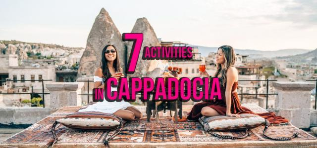 7 Most Interesting Activities in Cappadocia