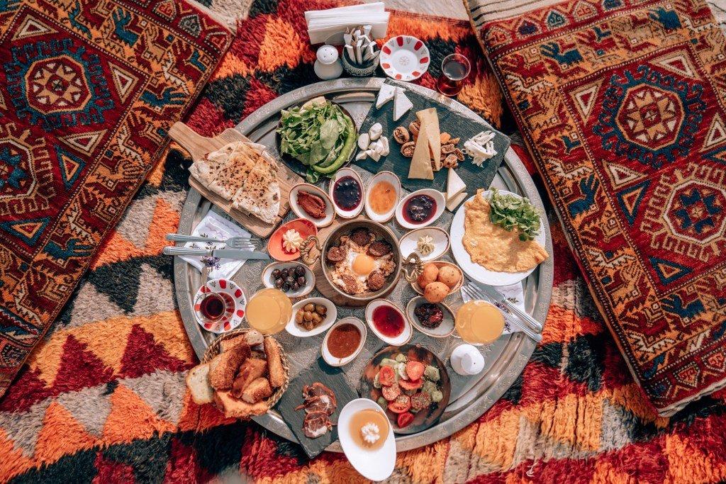 Cappadocia Breakfast