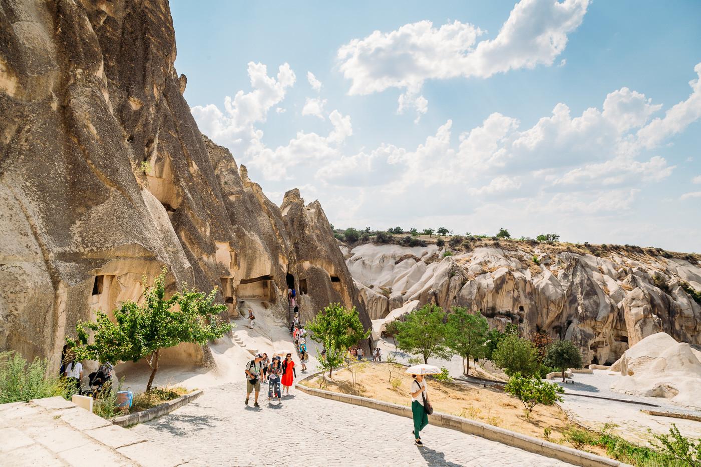 Göreme Open Air Museum Cappadocia
