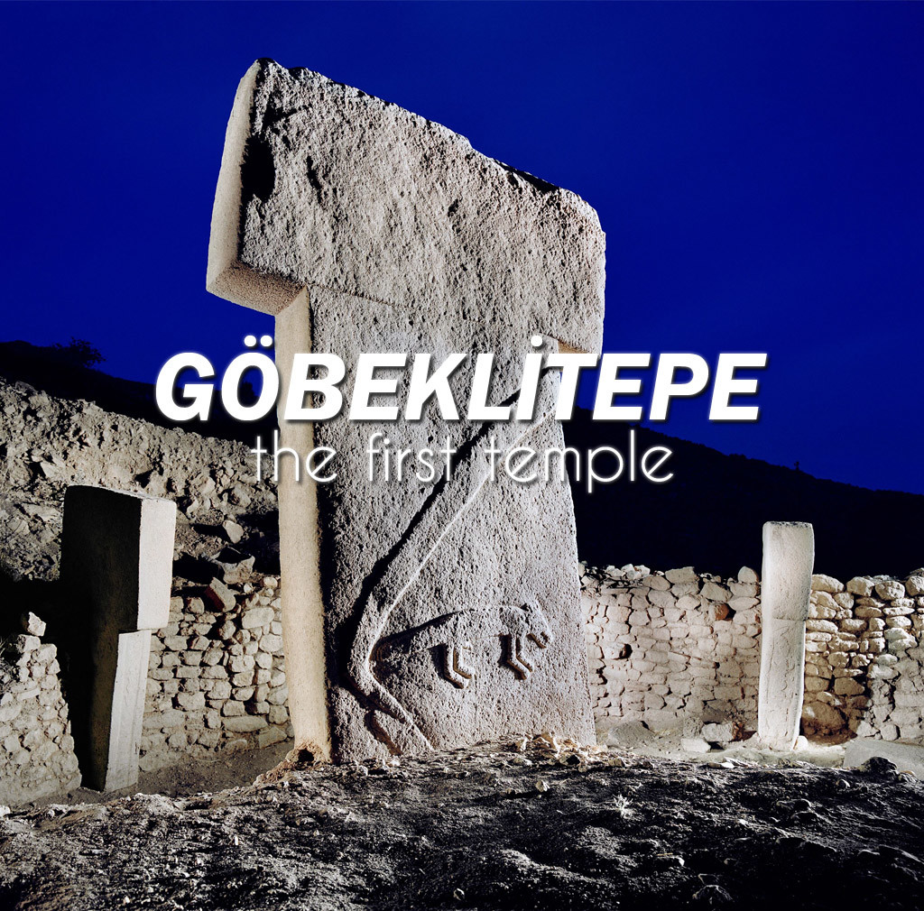 Gobeklitepe, the first temple