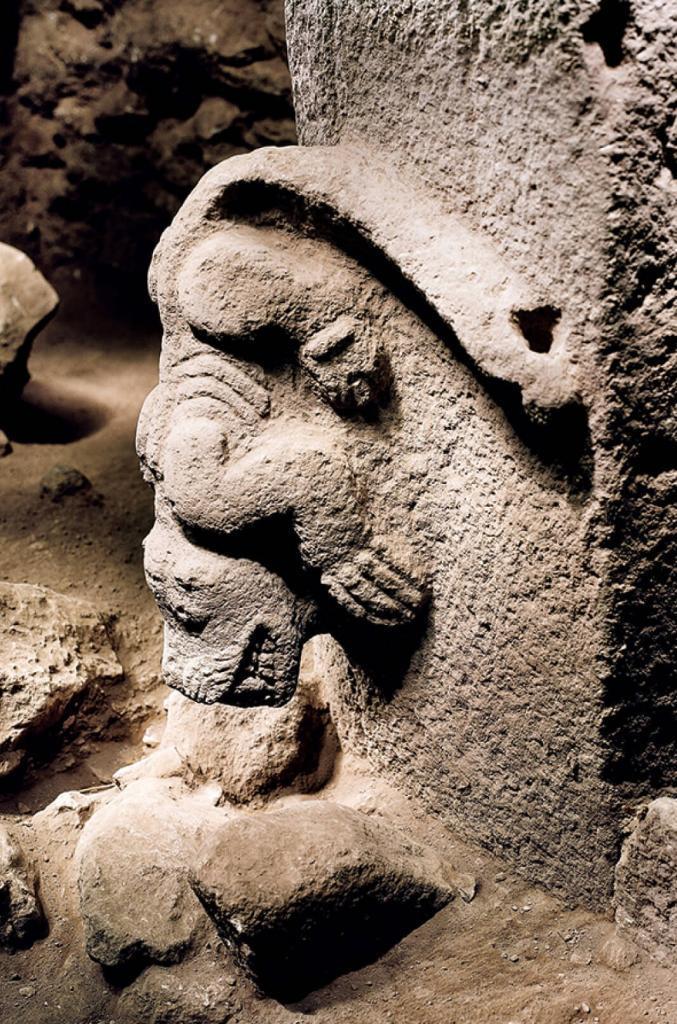 Gobeklitepe / Lion Figure
