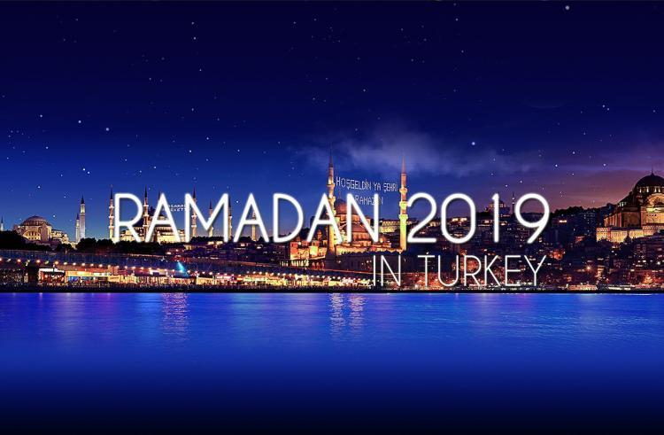 Turkey's Touristic Regions Are Quite Active During Ramadan Feast!