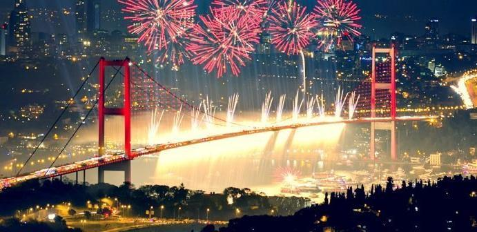 New Year's Eve in Istanbul 2020 with ToursCE